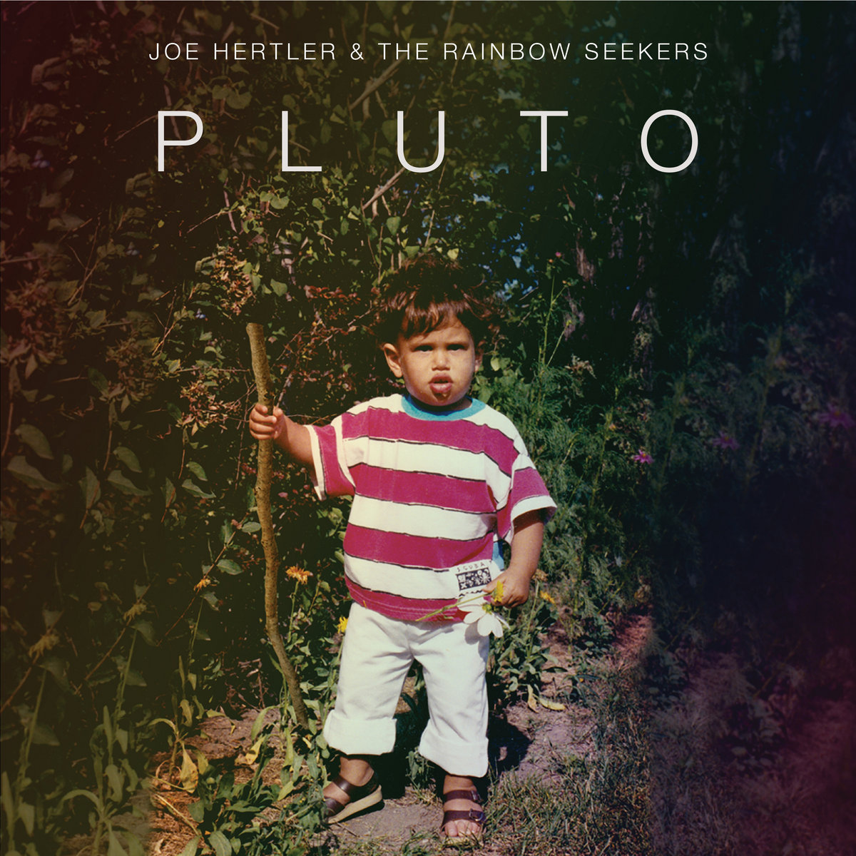 Pluto by Joe Hertler & the Rainbow Seekers